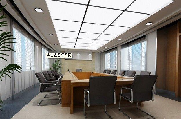 多媒体会议室布局要求:    1.为了防止颜色对人物摄像产生的夺光及反光效应,背景墙应进行单独设计,最好采用均匀的浅颜色,通常多采用米色或灰色,不宜使用画幅,禁止使用强烈对比的混乱色彩,以方便摄像机镜头光圈设置。   2.房间的其他三面墙壁、地板、天花板等均应与背景墙的颜色相匹配,忌用黑或鲜艳色彩的饱和色,通常采用浅蓝色、浅灰色等。每面墙都不适宜用复杂的图案或挂复杂的画幅,以免摄像机移动或变焦时图像产生模糊现象,同时增加编码开销。最好将窗户密封或者安装茶色玻璃,也可以挂厚布窗帘以防止阳光直射设备。