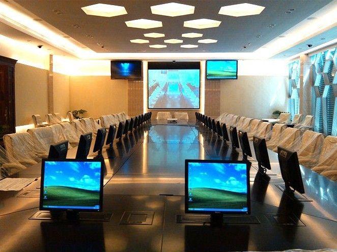 多媒体会议室系统装修设计布局注意事项